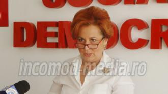 Carmen Holban - candidat PSD Dâmboviţa pentru Camera Deputaţilor