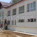 TÂRGOVIŞTE: Lucrările de modernizare a dispensarului TBC vor fi gata p...