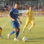FOTBAL: Flacăra Moreni s-a stins în amicalul cu FC Braşov