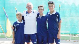 nationala romaniei tenis
