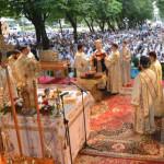 VIDEO: Mesajul Mitropolitului Târgoviştei la Sărbătoarea Sf. Nifon