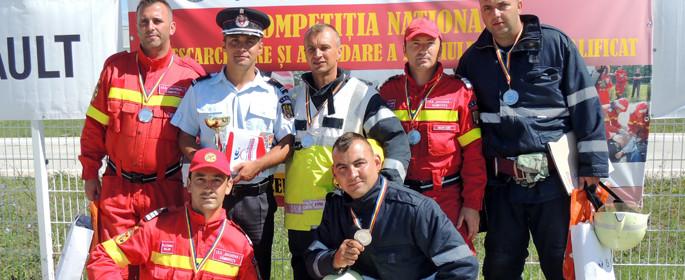 pompieri dambovita vicecampioni
