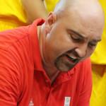 BASCHET: Naţionala lui Cătălin Tănase, în sferturile Campionatului Eur...
