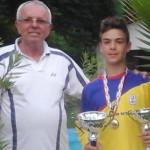 TENIS: Andrei Voican, două victorii la turneul final Tennis Europe Cha...