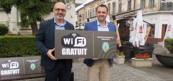 wifi targoviste