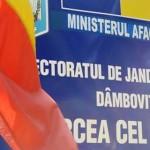 Jandarmeria Dâmboviţa ANGAJEAZĂ doi ofiţeri din sursă externă