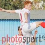 FOTBAL: Patru goluri în patru meciuri! Andrei Truță a devenit golgeter...