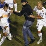 FOTBAL: Scandal imens la Urziceanca! Bătaie mare în runda a 5-a a camp...