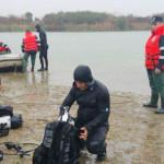 DÂMBOVIŢA: Tragedie la Mărunţişu! S-au înecat în lacul de la balastier...