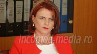 Claudia Gilia - preşedinta Organizaţiei de Femei a PSD Dâmboviţa