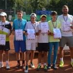 TENIS: Vlad Breazu, pe locul 2 la Naționalele pe echipe U14