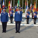 EXERCIŢIU: Ofiţeri de Jandarmerie şi Poliţie din 17 state se antreneaz...