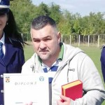 CĂLĂRAŞI: Leonard Doroftei, mesager al campaniei de prevenire a infrac...
