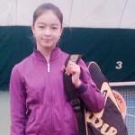 SUCCES: Oana Marinescu, în semifinale la turneul Tenis Club Trophy U12
