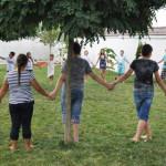 DÂMBOVIŢA: Tabără de week-end la biserica brâncovenească din Potlogi