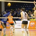 VOLEI: Primul joc, prima victorie! CSM Târgoviște a început în forță C...