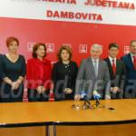 ALEGERI: PSD Dâmboviţa a depus listele de candidaţi pentru Senat şi Ca...