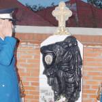 TELEORMAN: Eroul jandarm Mihăiţă Stamate, comemorat în satul natal