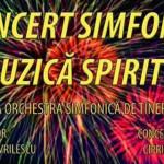 GRATUIT, concert simfonic la Casa Tineretului din Târgovişte
