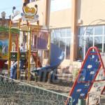DÂMBOVIŢA: OMV Petrom amenajează un loc de joacă pentru copiii din Gur...