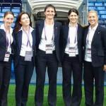 FOTBAL: Petruța Iugulescu, arbitrează în 16-imile Womens Champions Lea...