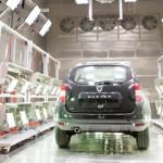 PERICOL: În Maroc s-au fabricat mai multe maşini Dacia decât în Români...