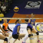 VOLEI: CSM Târgoviște şi-a propus un debut de campionat în forță