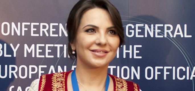 Ana Maria Pătru - preşedinte AEP (Sursa foto: www.roaep.ro)