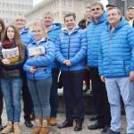 DÂMBOVIŢA: Candidaţii ALDE în campanie, sinceri, curaţi, fără populism...
