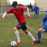 FOTBAL: FC Aninoasa, victorie la scor într-un joc amical cu Fieni