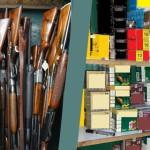 DÂMBOVIŢA: Sute de de arme și mii de elemente de muniție, indisponibil...