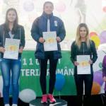 """ATLETISM: Diana Ivăncescu, locul 3 la Crosul """"Loteriei Naționale"""""""