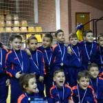 FOTBAL: Juniorii de la Kinder Târgoviște, pe locurile 2 și 3 la Winter...