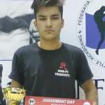 PERFORMANŢĂ: Târgovişteanul George Mihai Marin a câştigat Cupa Mondial...