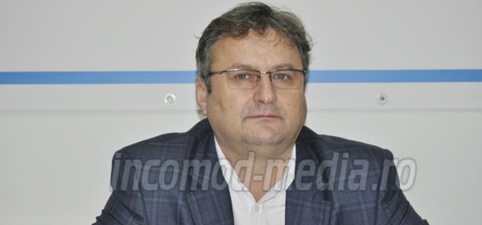 Georgică Dumitru - preşedinte ALDE Dâmboviţa