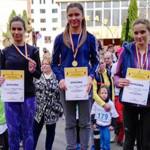 """ATLETISM: Diana Ivăncescu, locul 2 la crosul internațional """"15 Noiembr..."""