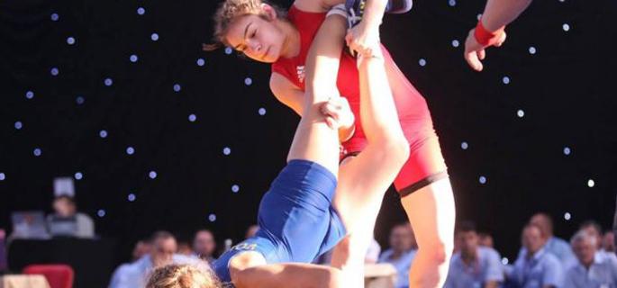 Maria Cioclea - campioană europeană şi medaliată cu bronz la Mondiale