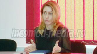 Marinela Popa - purtător de cuvânt DSP Dâmboviţa