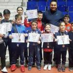 TÂRGOVIŞTE: 55 de sportivi se vor întrece pentru Cupa Rizea Wushu