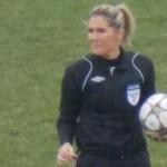 FOTBAL: Cristina Părăluța va arbitra primul meci la Liga a 3-a