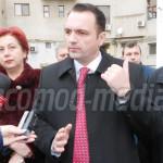 INVESTIŢIE: Primăria Târgovişte a modernizat parcarea din spatele Banc...