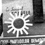 SIMPOZION: Miza onoarei. Alegerile din 19 noiembrie 1946
