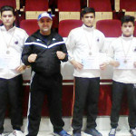 WUSHU: Toţi sportivii de la CS Marin Marius Mihai Martial Arts au fost...
