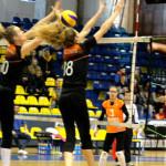 VOLEI: CSM Târgoviște, victorie cu ultima câștigătoare a Challenge Cup...