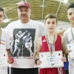 BOX: Frații de aur! Antonio și George Marin au devenit campioni națion...