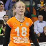 VOLEI: Suzana Cebic poate juca din nou pentru CSM Târgoviște