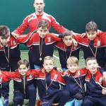 FOTBAL: Puștii Chindiei Târgoviște, pe podium la Cupa Prosport Focșani