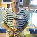 ÎNOT: Luca Vătavu, medaliat de trei ori cu aur la Cupa 1 Decembrie
