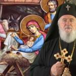 VIDEO: Mitropolitul Nifon, caldă binecuvântare cu ocazia Naşterii Domn...
