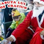 DÂMBOVIŢA: Moş Crăciun soseşte în Titu pe 16 decembrie